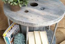 Kela/Wooden spool