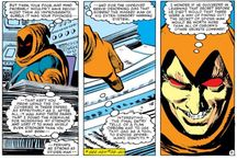 Hobgoblin / One of Spider-Man's greatest enemies, the Hobgoblin has tormented Spider-Man for  years, despite undergoing many biographical changes.