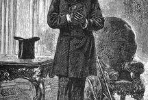 Jules Verne - Reise um die Erde in 80 Tagen – Kommentiert und illustriert / Die Bilder aus dem E-Book www.null-papier.de/verne