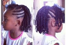 young girl  hairstyles