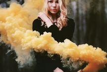 Photo _ Smoke Bomb