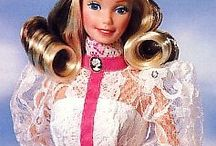 Barbies from the 80's