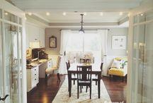 Office/dining room ideas