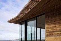Haus - Balkon, Dach