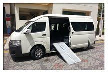 Wheelchair booking