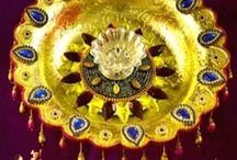 Wedding Plates / Buy wedding seer varisai plates and aarthi plates online from https://www.wikiwed.com/aarthi-seer-varisai-coimbatore at lowest cost. We make seer varisai plate decoration for engagement, wedding, valaikappu for all communities.