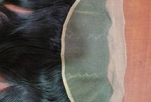 Lace closure and frontals / High quality indian remy hair lace frontals  High quality remy hair  Made from high quality indian virgin remy hair  Soft and sliky  Tangle free hair  No shedding  Fast delivery and easy payent mode  High quality lace uses to make our lace frontals