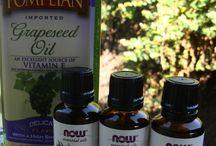 massaege oil