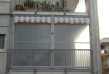 Tenda veranda invernale