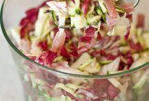 Schiscetta/insalate