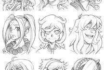 Дизайн персонажей