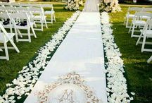Jaimie Hilfiger Wedding Aisle