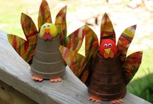 Thanksgiving Crafts and Activities / by Christina Kalvelage