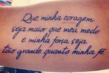 Written Tattoos