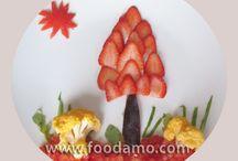 Food art: Tania Gor