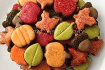 Cookie Decoration- Autumn