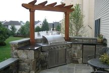 Backyard BBQ Grill Ideas / Get fantastic Backyard BBQ Grill Ideas here! Don't forget to visit http://dwpbbq.com/ for even more free tips and advice!