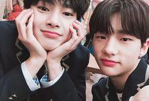 Hyunjin x Jeongin❤