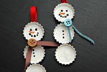 handmade christmas decorations ideasweinachten