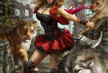 Red Riding Hood RRH
