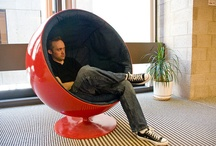 Womb Chairs! / by Oberlin College