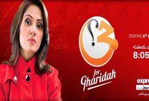 G For Gharida Talk Shows
