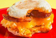 Rise & Shine / Foods for breakfast