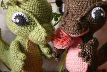 Haken / amigurimi / crocheting