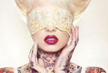 Tattoos  / by April Barbett