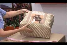 bolso de máquina de coser