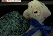 stuffed animals / by Connie Smith