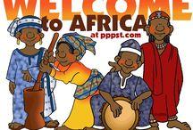 AFRICA / by Joyce Newton