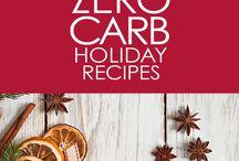 Keto / Low-Carb Diet Recipes