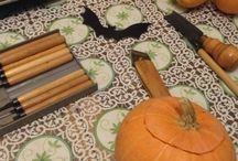 хэллоуин / декор