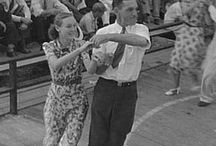 Square Dance History / This is a collection of images and videos that portray the history of square dancing.