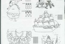 parchment patterns   baby