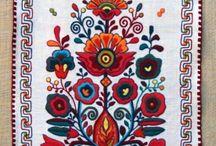 Ukraine embroidered / Ukraine embroidered