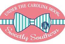 UTCM Sticker Club / Add our custom Under the Carolina Moon stickers to your collection. They ship for FREE! / by UnderTheCarolinaMoon