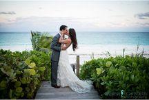 Harbour Island Wedding / Harbour Island Wedding photography by Sabrina Lightbourn.