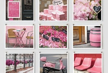 Pink Inspiration / pink may...or may not...be my favorite color... / by Ginger Bakos
