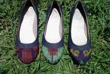 Koleksi Sepatu Batik Kepik 2014