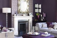 How to Use: Purple / How to decorate with purple