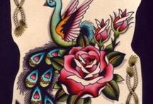 Creative Tattoos / by Chanda Lynn