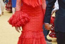 Flaminco dress