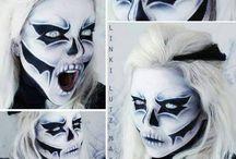 SFX, Face paint, Costumes etc.
