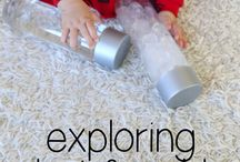 Toddler activities and play
