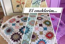 Annemin El Emekleri / Crochet