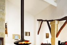 Fireplaces - Contemporary and Traditional