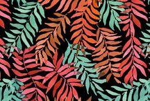 INSPIRATION: Color & Pattern