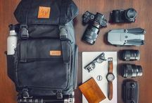 Knolling Photography Grids / This board is meant to showcase the work of amateur and pro photographers, videographers, creatives worldwide through knolling and flatlays. It is a way to discover new creatives, but to also learn the lives and work of other creatives around us.
